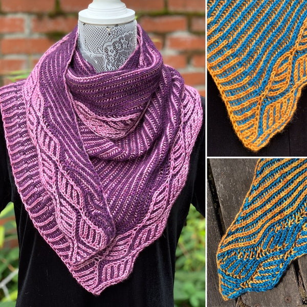 syncopation scarf