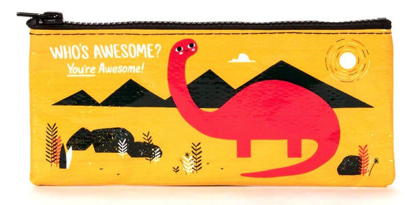 who's awesome pencil case