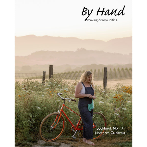 by hand no 13: northern california