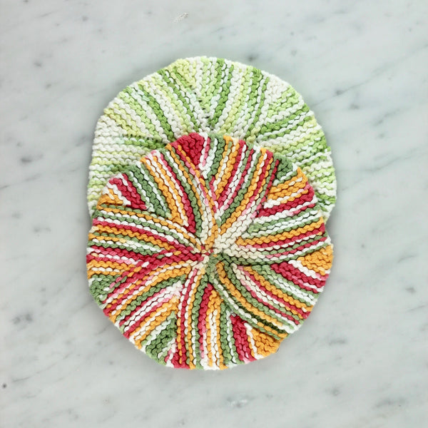 round dishcloths