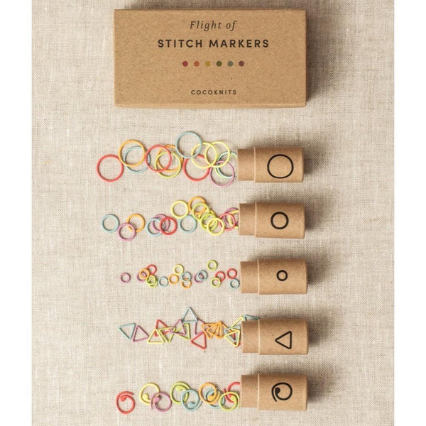 flight of stitchmarkers
