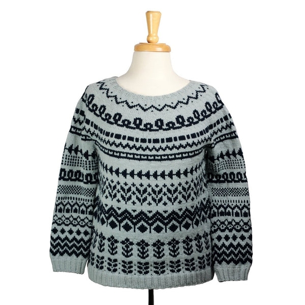 graphica sweater
