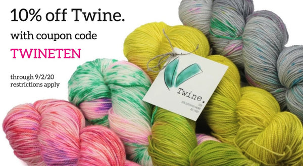 twine discount