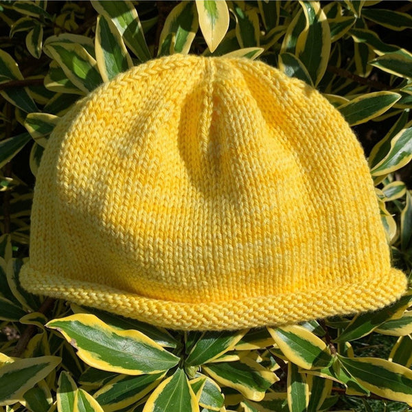 basic hat for little ones