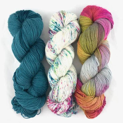 | Blue Moon Fiber Arts Featherlight Yarn | Twisted
