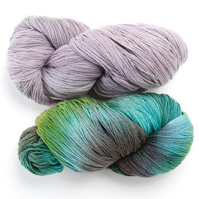 | Blue Moon Fiber Arts Silky Victoria Yarn | Twisted