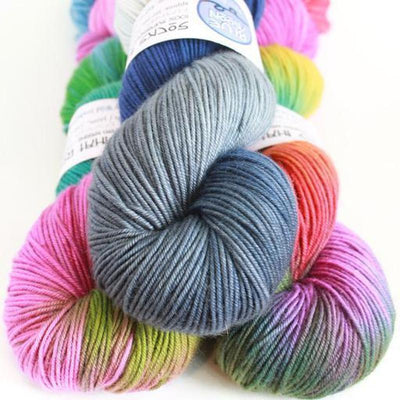 | Blue Moon Fiber Arts Socks That Rock Heavyweight Yarn | Twisted