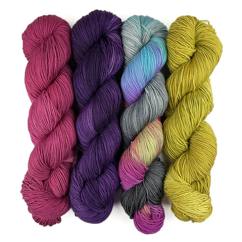 | Blue Moon Fiber Arts Socks That Rock Mediumweight Yarn | Twisted