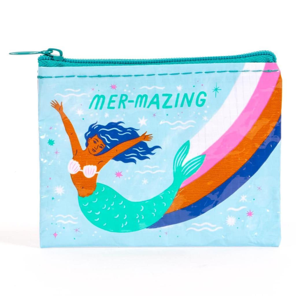 Mer-Mazing | Coin Purse from Blue Q | Twisted