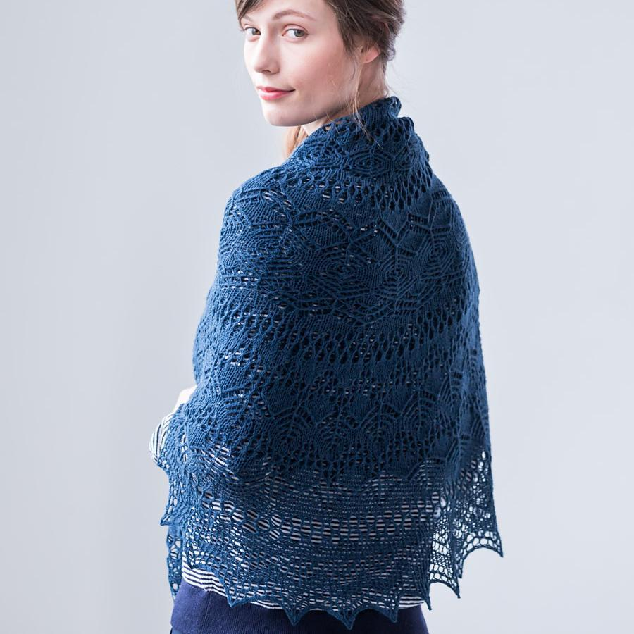Lucca - by Jared Flood pattern by Brooklyn Tweed | Twisted