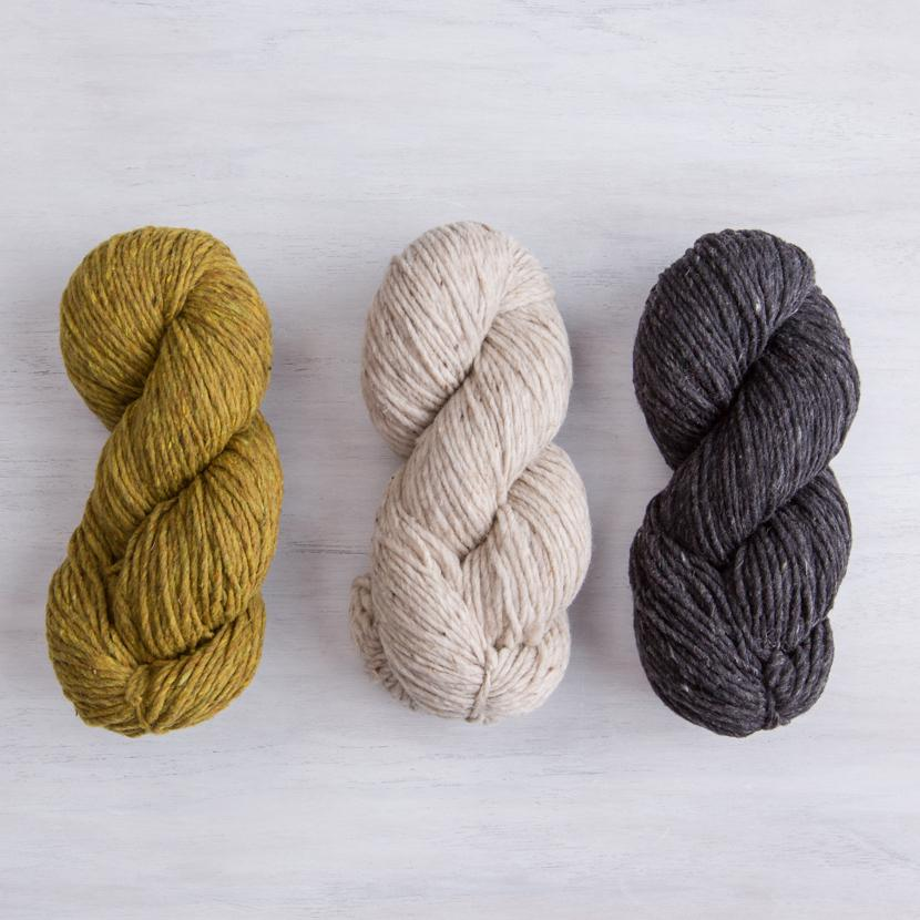 | Brooklyn Tweed Quarry Yarn | Twisted