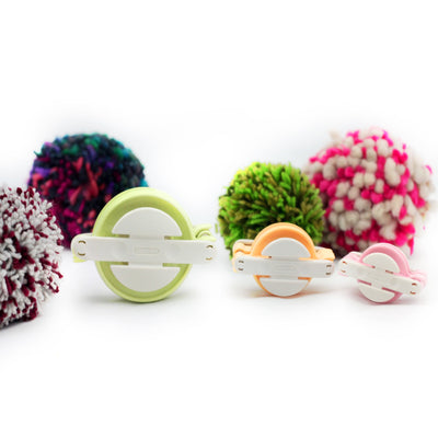 Pom Pom Makers from Clover | Twisted