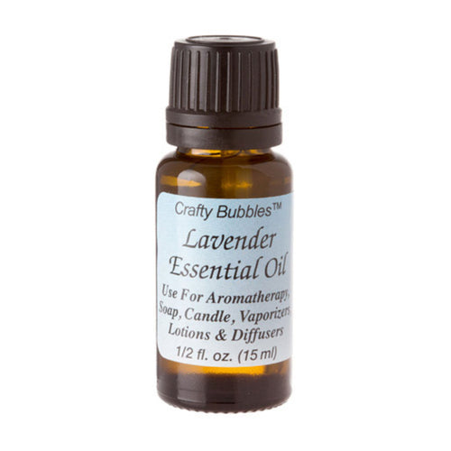 Lavender Essential Oil by Crafty Bubbles | Twisted