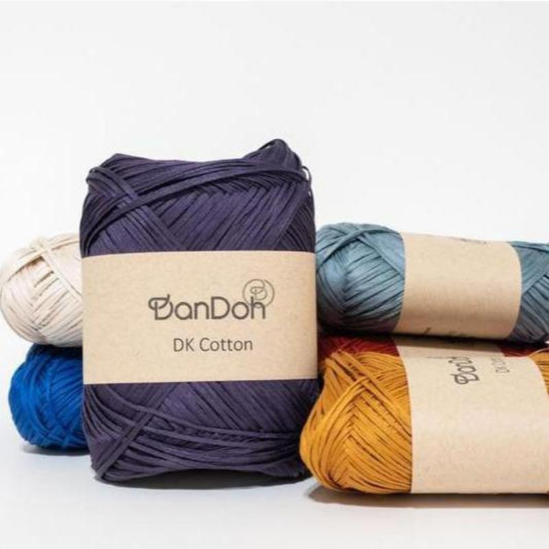 | DanDoh DK Cotton Yarn | Twisted