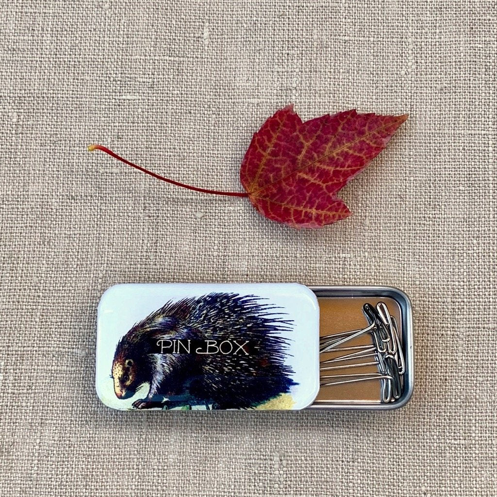 Default | Porcupine Pin Tin from Firefly Notes | Twisted
