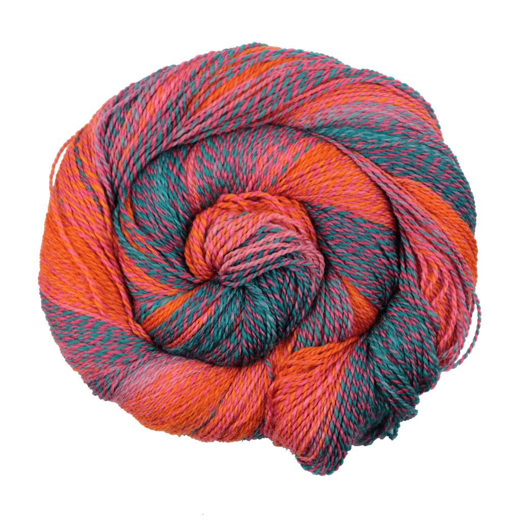 The Chief | Fully Spun Original Fingering Yarn | Twisted