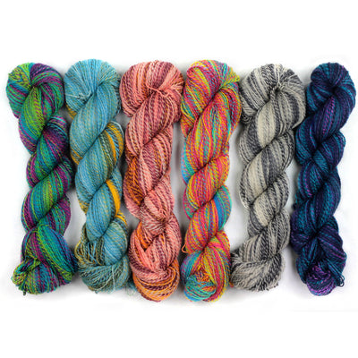 | Fully Spun Original Fingering Yarn | Twisted