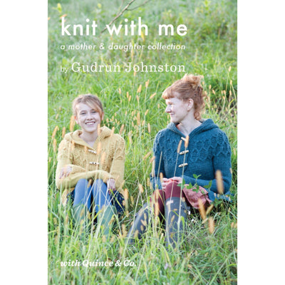 Knit With Me - a mother & daughter collection by Gudrun Johnston | Twisted