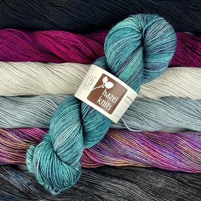| Hazel Knits Artisan Sock Yarn | Twisted