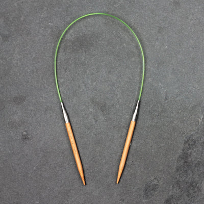 Bamboo Circular Needles from HiyaHiya | Twisted