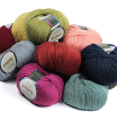 | Jojoland Ballad Yarn | Twisted
