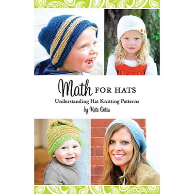 Math for Hats by Kate Oates | Twisted