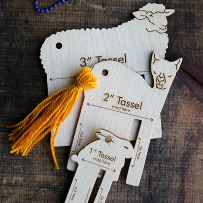 | Tassel Making Set from Katrinkles | Twisted