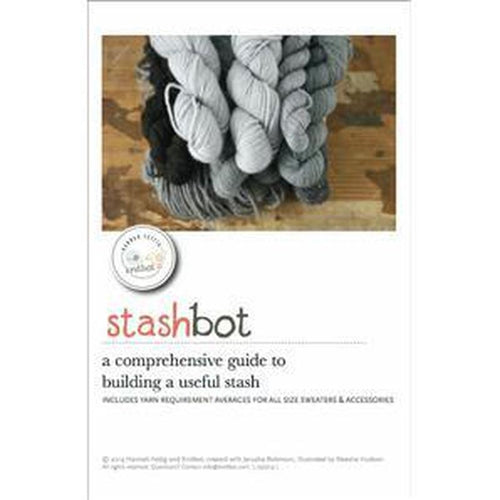 Stashbot by Knitbot | Twisted