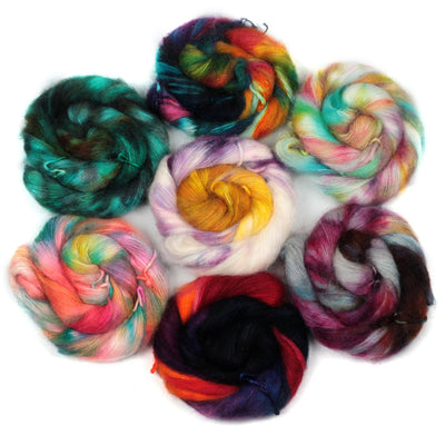 | Knitted Wit Fairy Floss Yarn | Twisted