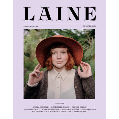 Practically Percect | Laine - Nordic Knit Life, Issue 11 | Twisted
