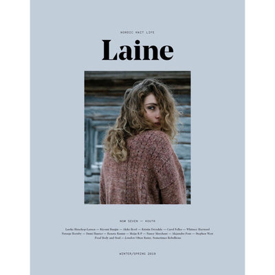Laine - Nordic Knit Life, Issue 7 by Laine | Twisted