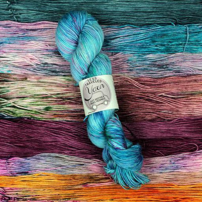 | Less Traveled Yarn Sport Yarn | Twisted