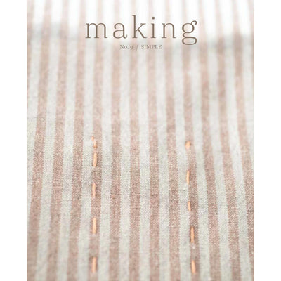 Making No. 9: Simple by Making | Twisted