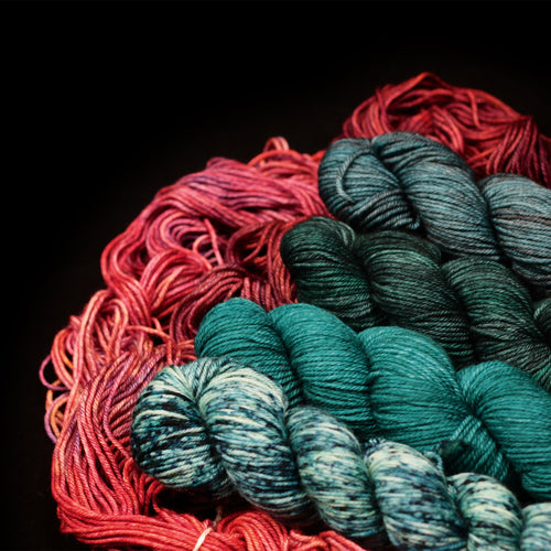 | Malabrigo Caprino Yarn | Twisted