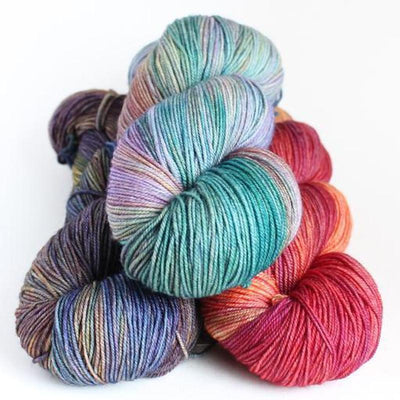 | Malabrigo Sock Yarn | Twisted