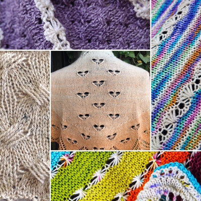 | | | Zoom Class - YO! Fun and Fancy Elongated Stitches | Michele Lee Bernstein | Twisted