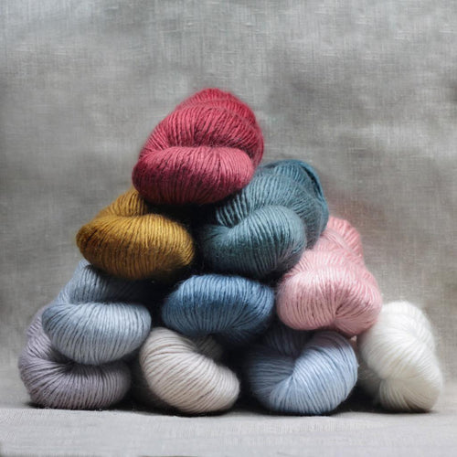 | Quince & Co. Crane Yarn | Twisted