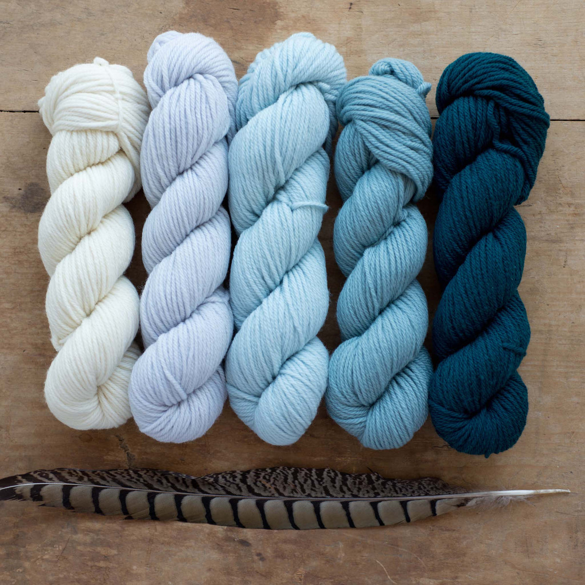 | Quince & Co. Lark Yarn | Twisted
