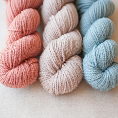 | Quince & Co. Osprey Yarn | Twisted
