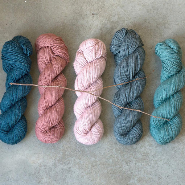 | Quince & Co. Tern Yarn | Twisted