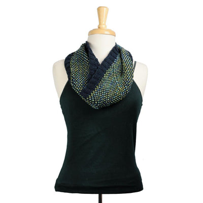Spiral Cowl in Malabrigo Rios | Sample Garment | Twisted