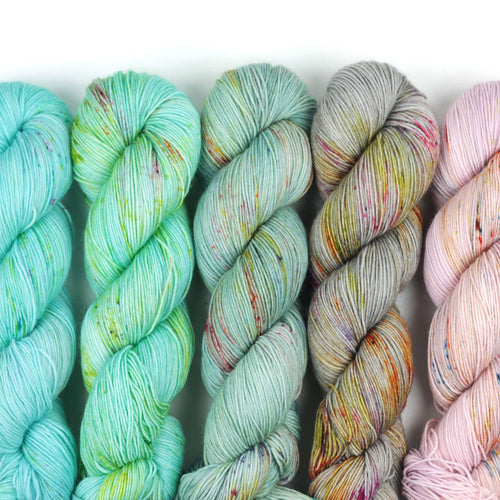 | Serendipitous Wool Co Guru Yarn | Twisted