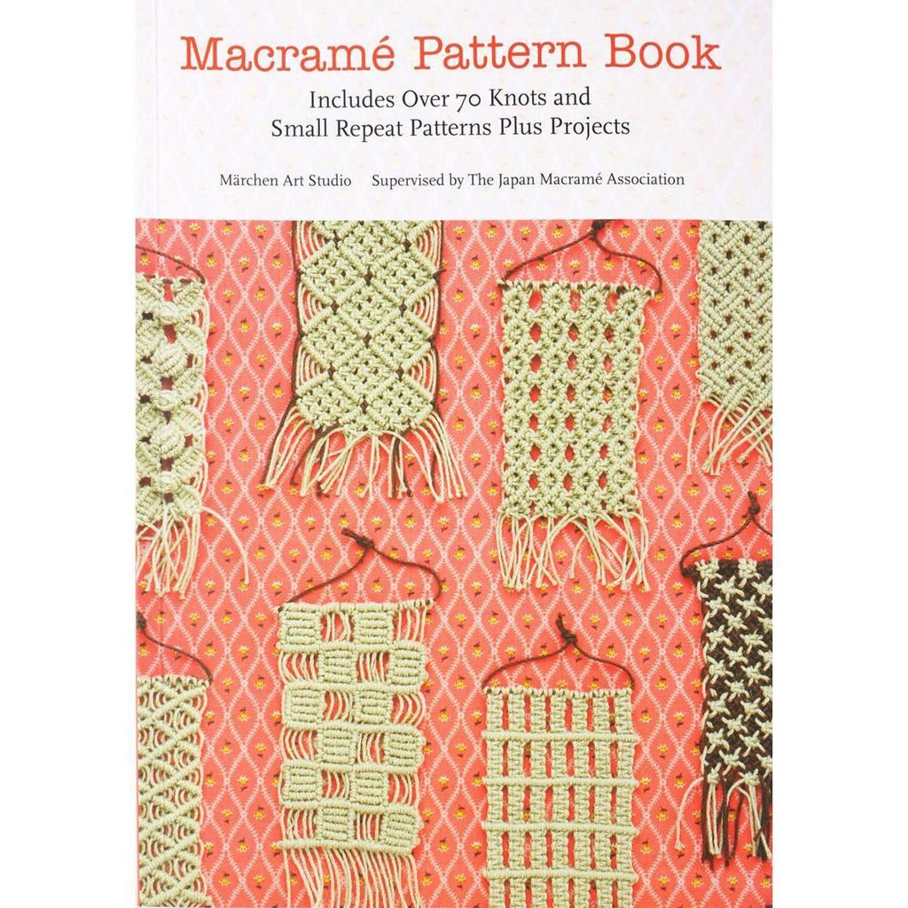 Macrame Pattern Book by St Martins Griffin | Twisted