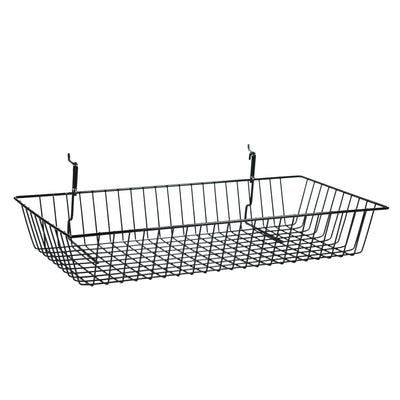 Large Wire Basket for Pegboard - USED | Twisted