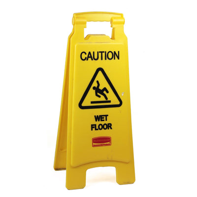 Rubbermaid Wet Floor Sign - USED | Twisted