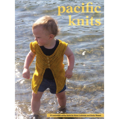 Pacific Knits by Tin Can Knits | Twisted