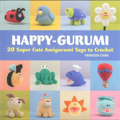 Happy-gurumi by Vanessa Chan | Twisted