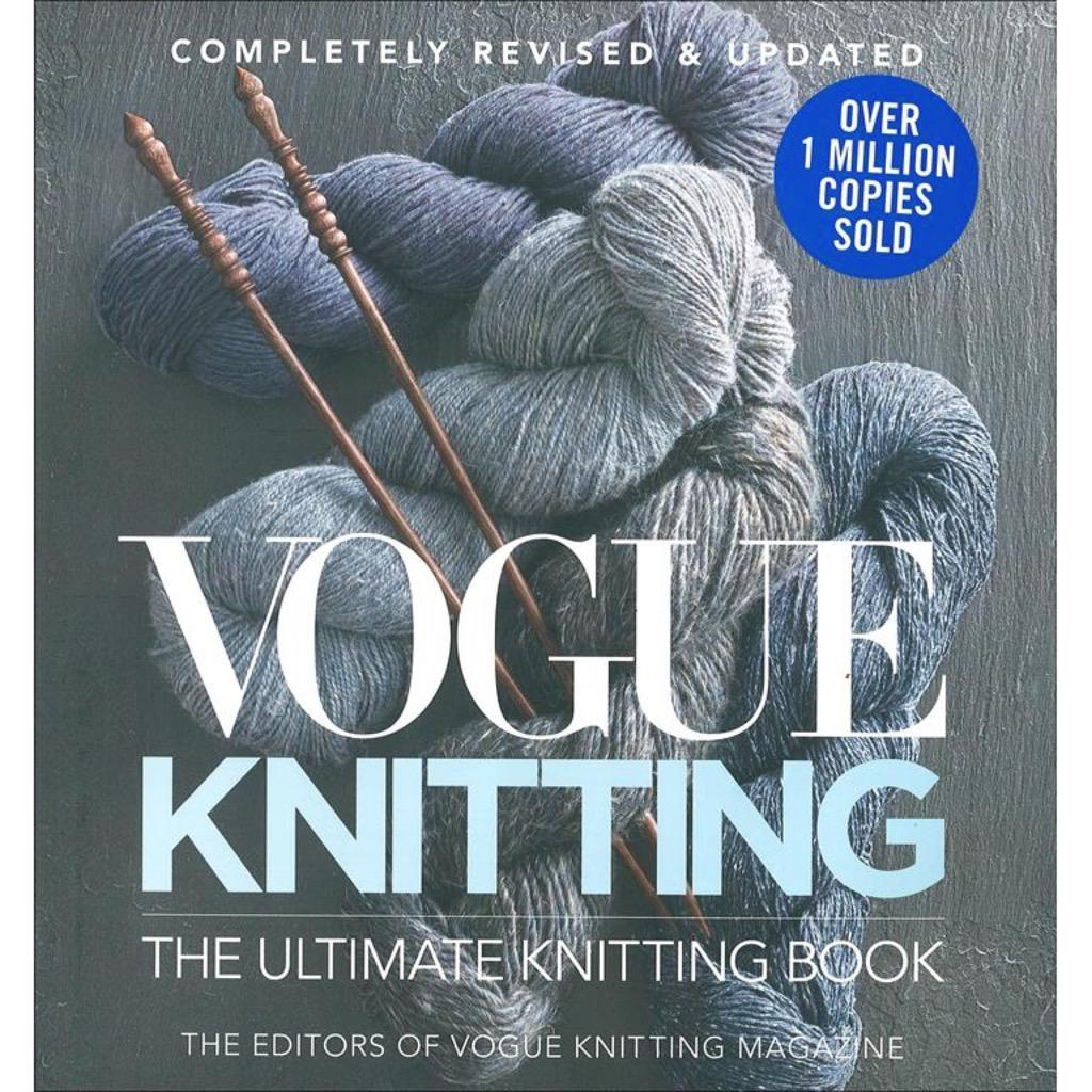 The Ultimate Knitting Book by Vogue Knitting | Twisted