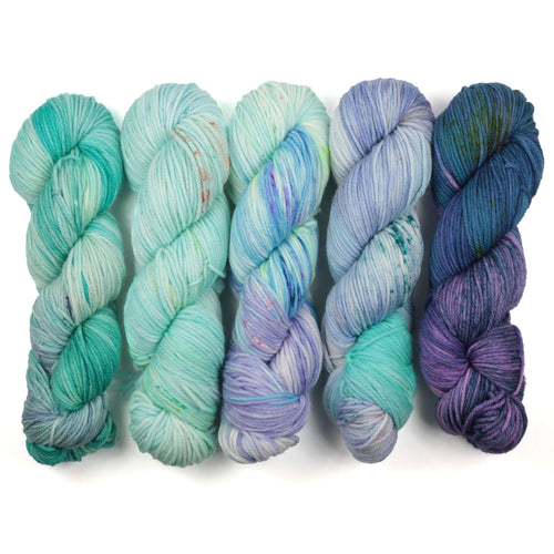 | Wildstar Fibers Nebula DK Yarn | Twisted