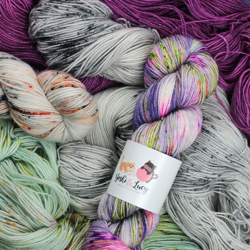 | Yoshi & Lucy Brillante Yarn  | Twisted